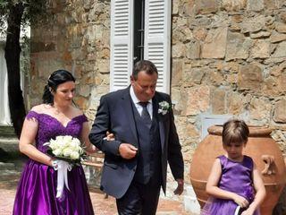Le nozze di Oana Mihaela e David 1