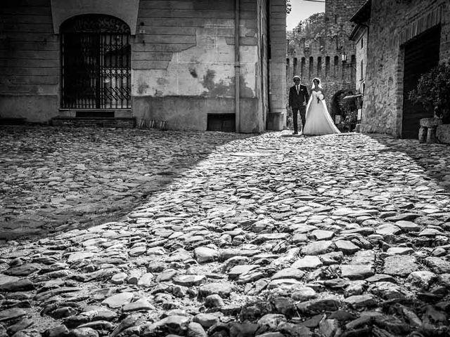 Il matrimonio di Michele e Daniela a Vernasca, Piacenza 33