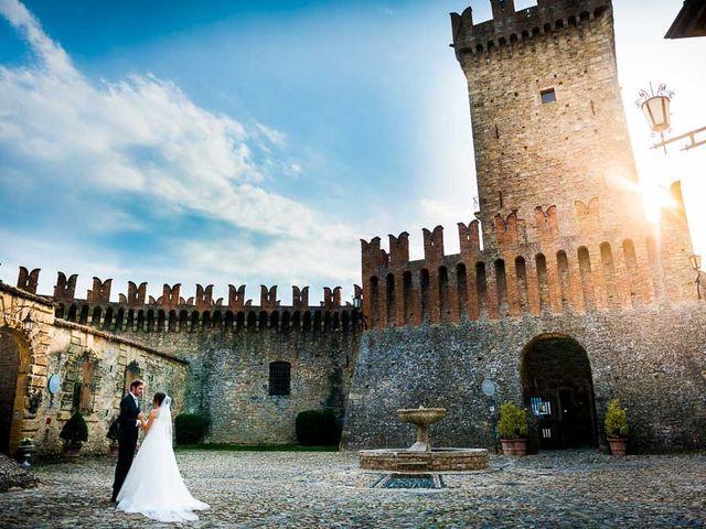Il matrimonio di Michele e Daniela a Vernasca, Piacenza 72