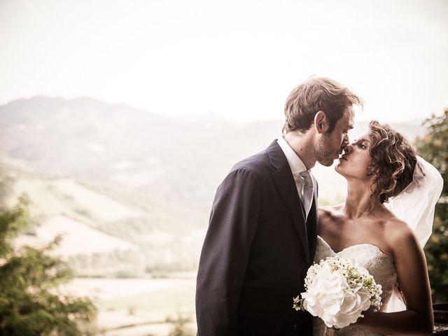 Il matrimonio di Michele e Daniela a Vernasca, Piacenza 74