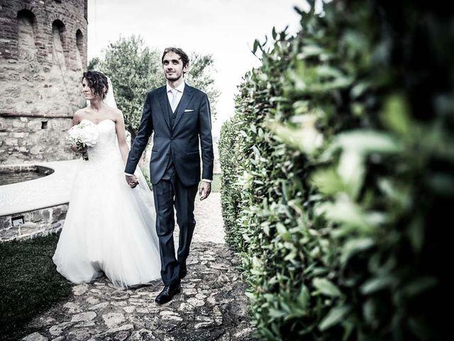 Il matrimonio di Michele e Daniela a Vernasca, Piacenza 77