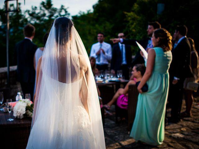 Il matrimonio di Michele e Daniela a Vernasca, Piacenza 87