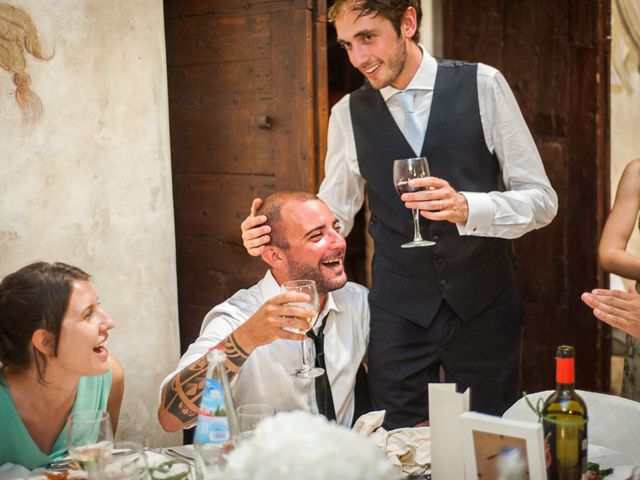 Il matrimonio di Michele e Daniela a Vernasca, Piacenza 91