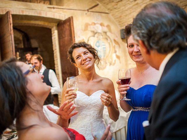 Il matrimonio di Michele e Daniela a Vernasca, Piacenza 95