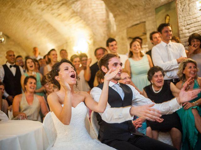 Il matrimonio di Michele e Daniela a Vernasca, Piacenza 97