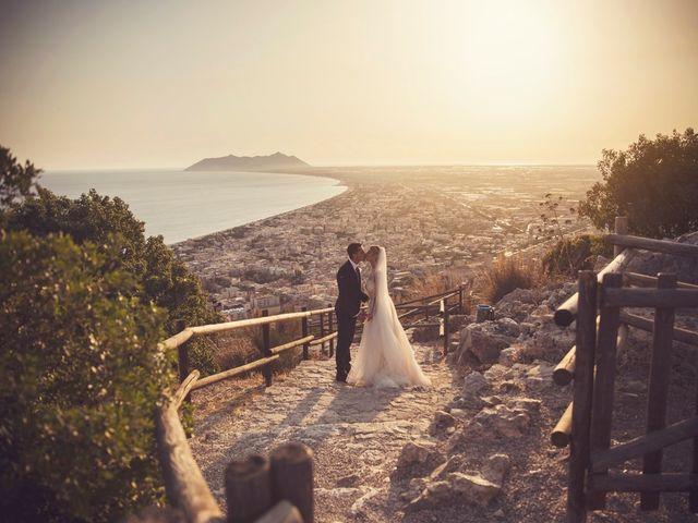Il matrimonio di Simone e Maria Elena a Terracina, Latina 1
