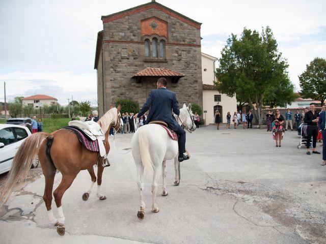 Il matrimonio di Francesca e Francesco a Pistoia, Pistoia 32