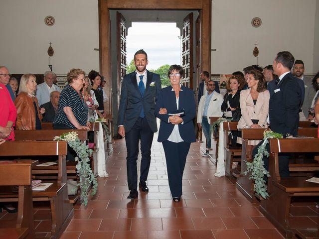 Il matrimonio di Francesca e Francesco a Pistoia, Pistoia 33