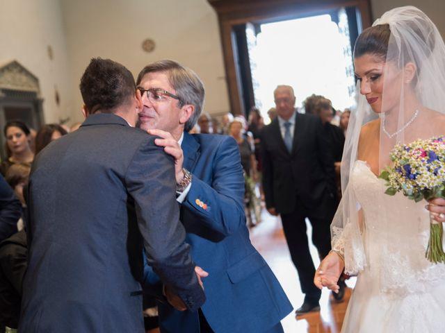Il matrimonio di Francesca e Francesco a Pistoia, Pistoia 36