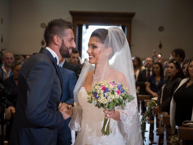 Il matrimonio di Francesca e Francesco a Pistoia, Pistoia 37