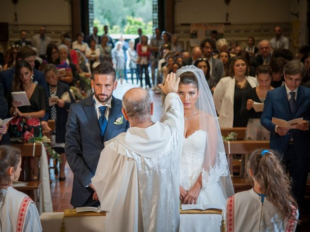Il matrimonio di Francesca e Francesco a Pistoia, Pistoia 38