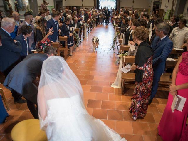 Il matrimonio di Francesca e Francesco a Pistoia, Pistoia 40