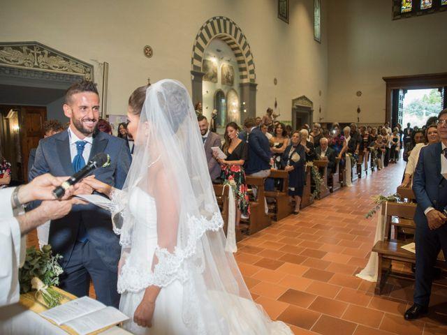 Il matrimonio di Francesca e Francesco a Pistoia, Pistoia 43