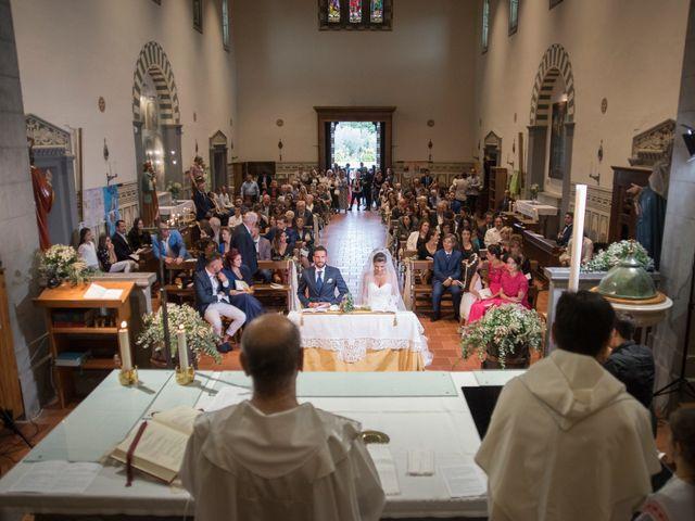 Il matrimonio di Francesca e Francesco a Pistoia, Pistoia 44