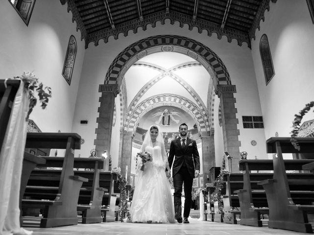 Il matrimonio di Francesca e Francesco a Pistoia, Pistoia 49