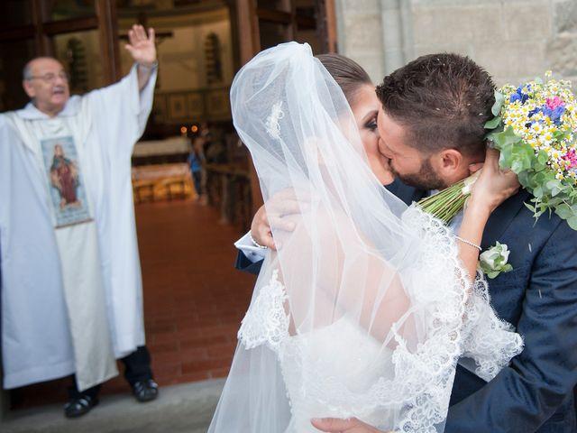 Il matrimonio di Francesca e Francesco a Pistoia, Pistoia 54