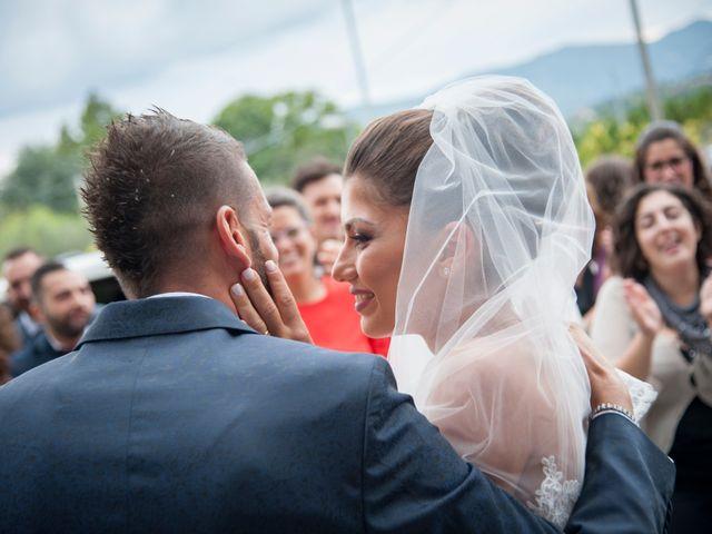 Il matrimonio di Francesca e Francesco a Pistoia, Pistoia 55