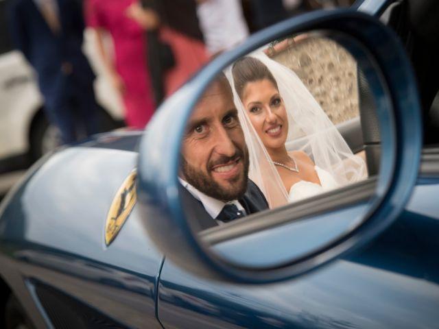 Il matrimonio di Francesca e Francesco a Pistoia, Pistoia 58