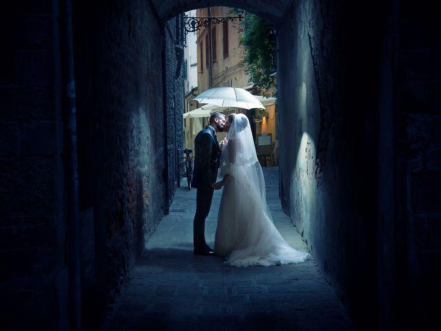Il matrimonio di Francesca e Francesco a Pistoia, Pistoia 61