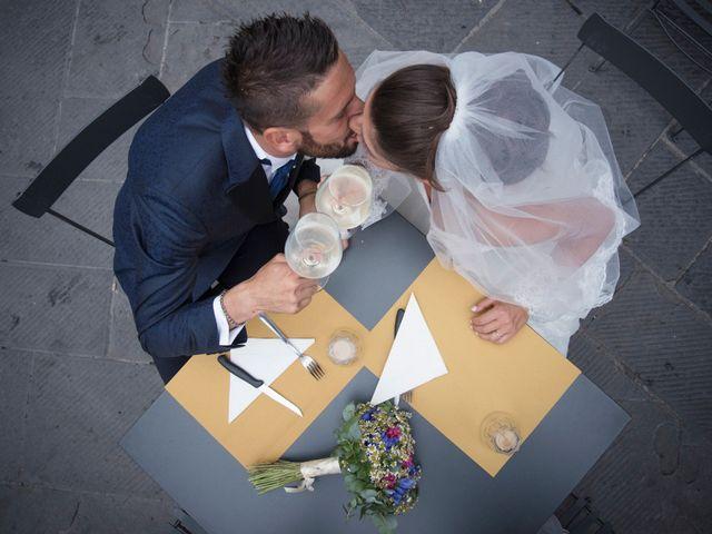 Il matrimonio di Francesca e Francesco a Pistoia, Pistoia 64