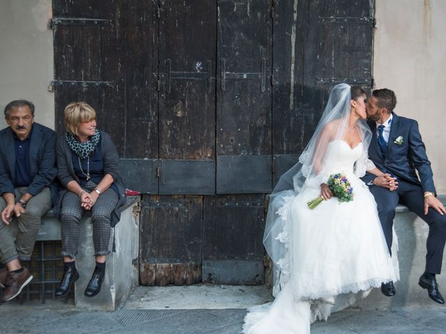 Il matrimonio di Francesca e Francesco a Pistoia, Pistoia 65