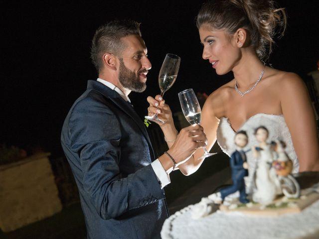 Il matrimonio di Francesca e Francesco a Pistoia, Pistoia 72