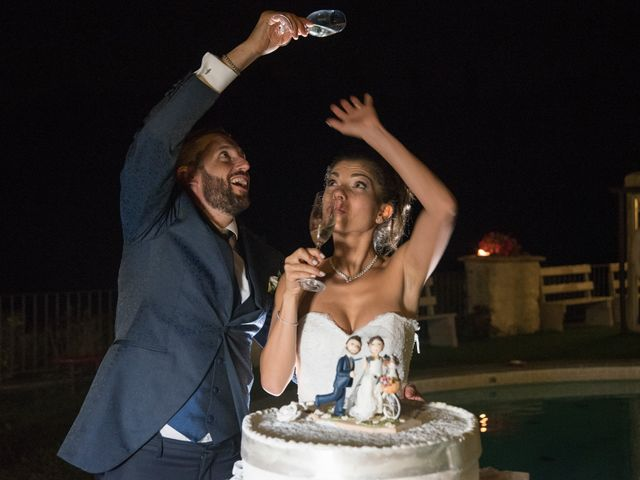 Il matrimonio di Francesca e Francesco a Pistoia, Pistoia 73