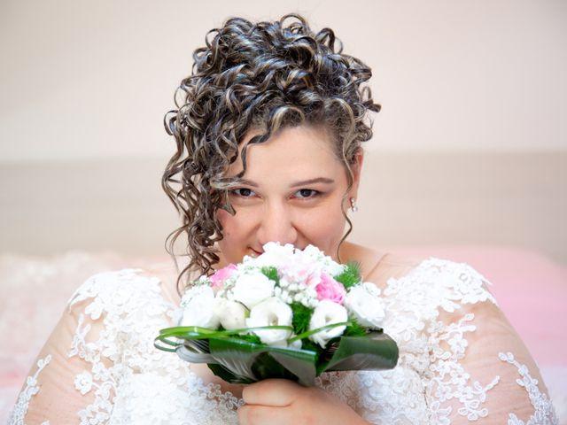 Il matrimonio di Manuel e Martina a Penna Sant'Andrea, Teramo 7