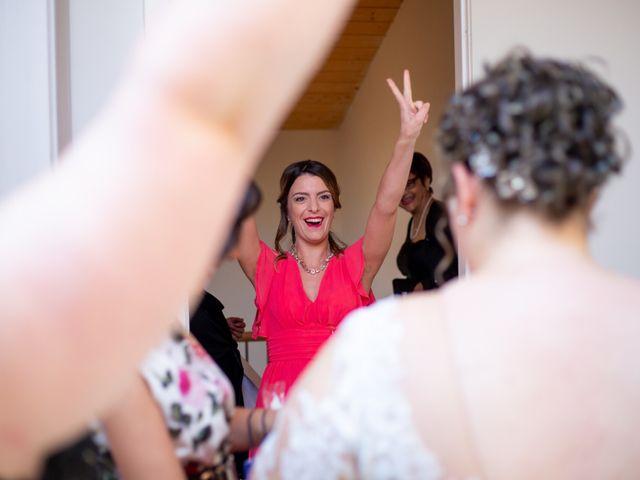 Il matrimonio di Manuel e Martina a Penna Sant'Andrea, Teramo 10