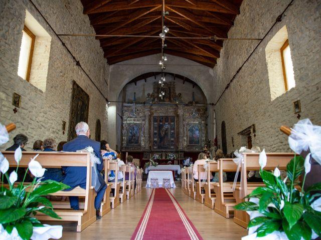 Il matrimonio di Manuel e Martina a Penna Sant'Andrea, Teramo 12