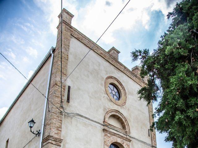 Il matrimonio di Manuel e Martina a Penna Sant'Andrea, Teramo 13