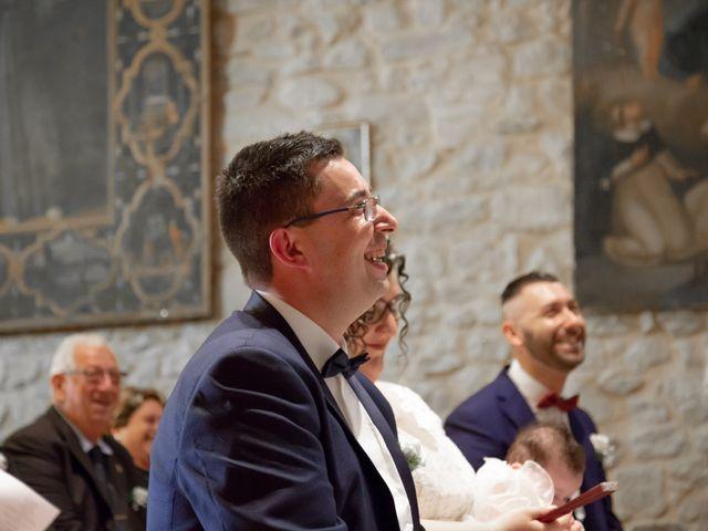 Il matrimonio di Manuel e Martina a Penna Sant'Andrea, Teramo 17