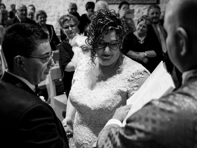 Il matrimonio di Manuel e Martina a Penna Sant'Andrea, Teramo 19