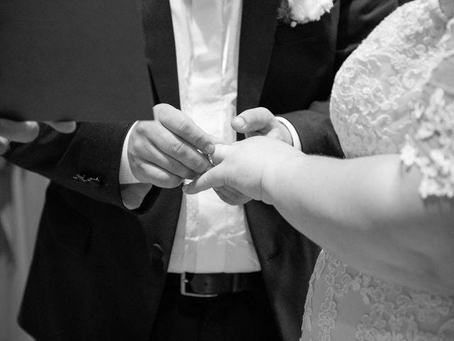Il matrimonio di Manuel e Martina a Penna Sant'Andrea, Teramo 21