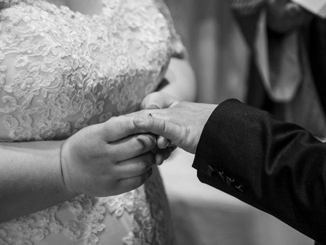 Il matrimonio di Manuel e Martina a Penna Sant'Andrea, Teramo 23