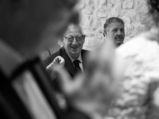 Il matrimonio di Manuel e Martina a Penna Sant'Andrea, Teramo 25