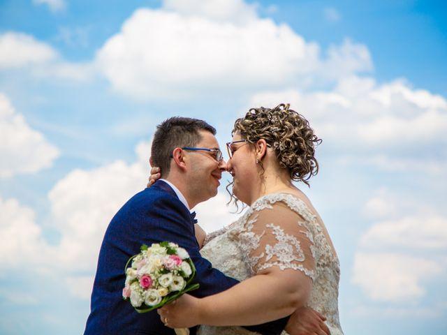 Il matrimonio di Manuel e Martina a Penna Sant'Andrea, Teramo 38