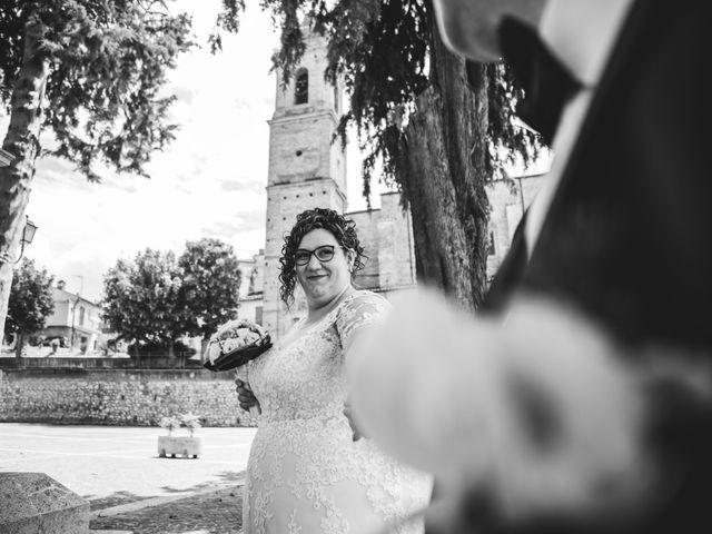 Il matrimonio di Manuel e Martina a Penna Sant'Andrea, Teramo 40