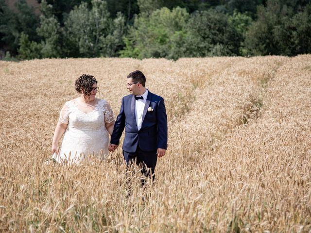 Il matrimonio di Manuel e Martina a Penna Sant'Andrea, Teramo 44