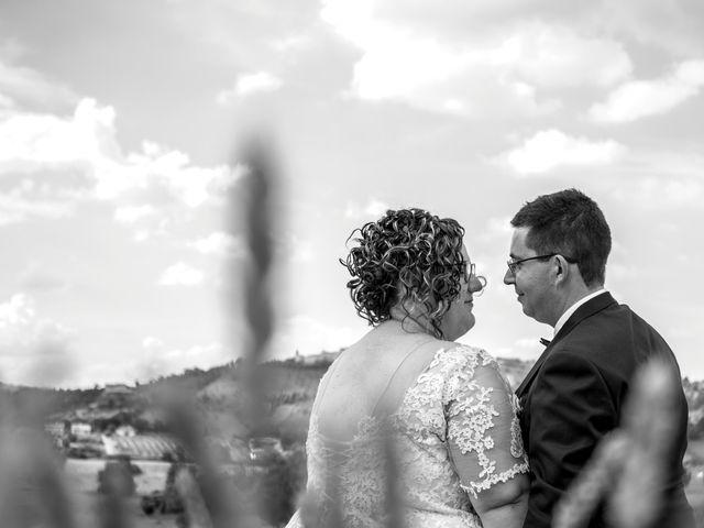 Il matrimonio di Manuel e Martina a Penna Sant'Andrea, Teramo 46