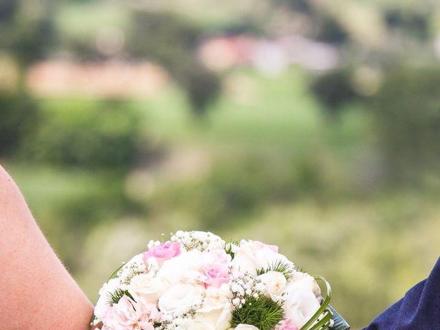 Il matrimonio di Manuel e Martina a Penna Sant'Andrea, Teramo 47