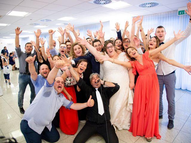 Il matrimonio di Manuel e Martina a Penna Sant'Andrea, Teramo 49