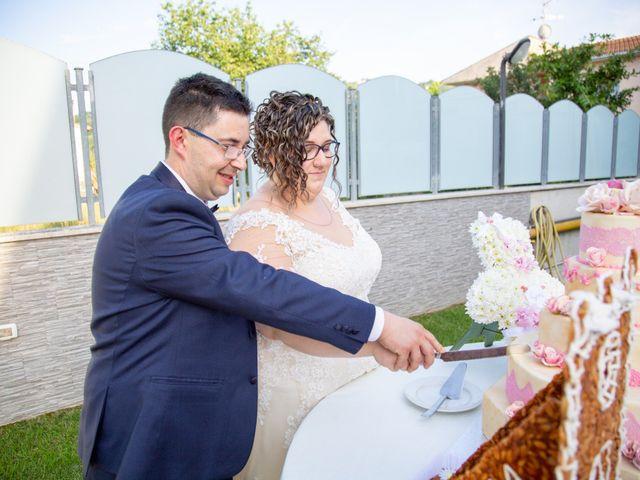 Il matrimonio di Manuel e Martina a Penna Sant'Andrea, Teramo 52