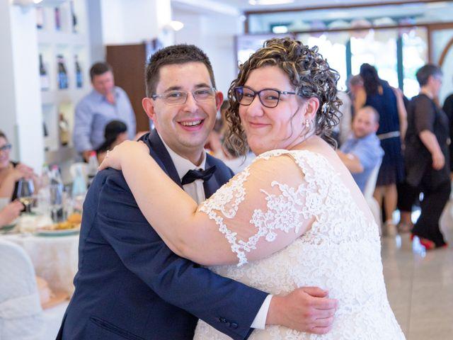 Il matrimonio di Manuel e Martina a Penna Sant'Andrea, Teramo 59