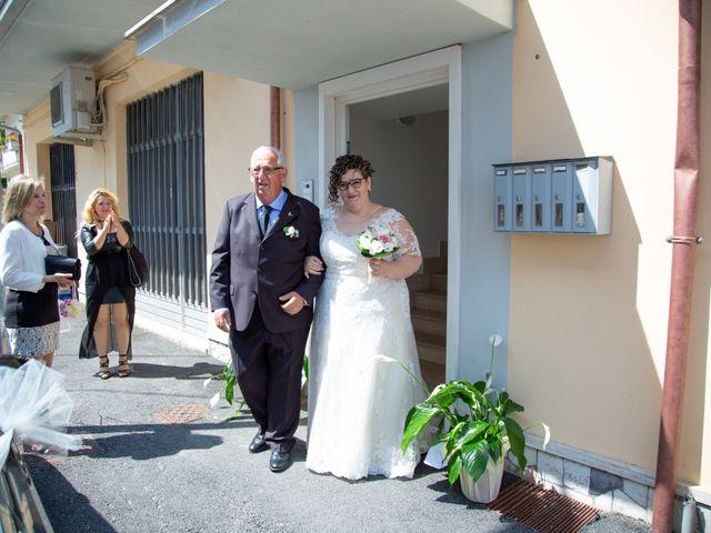 Il matrimonio di Manuel e Martina a Penna Sant'Andrea, Teramo 62