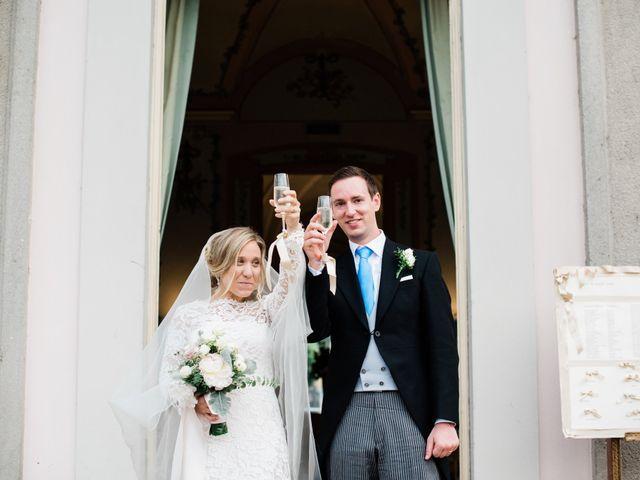 Il matrimonio di Anthony e Federica a Milano, Milano 24
