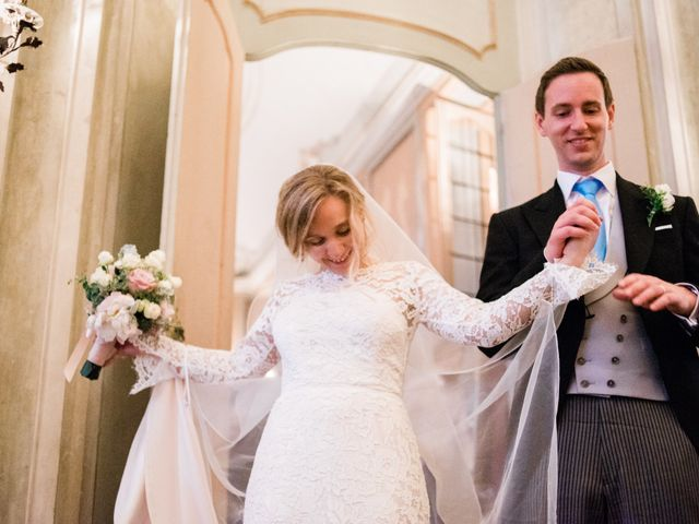 Il matrimonio di Anthony e Federica a Milano, Milano 36