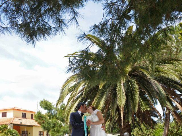 Il matrimonio di Christian e Cristina a Cabras, Oristano 1