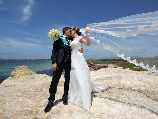 Il matrimonio di Christian e Cristina a Cabras, Oristano 9