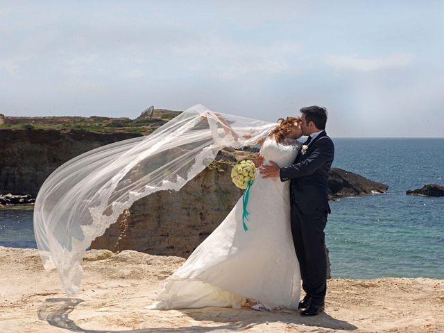 Il matrimonio di Christian e Cristina a Cabras, Oristano 10